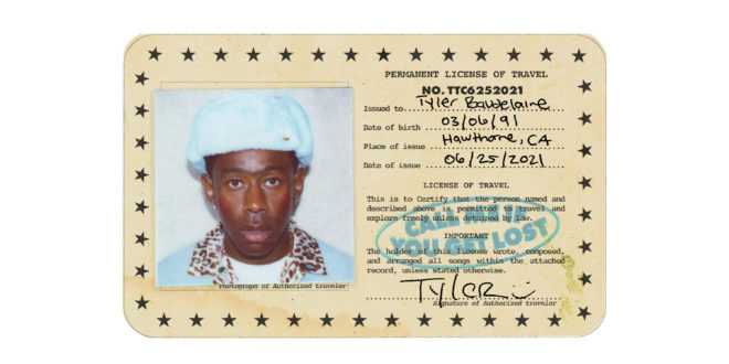 """Tyler, The Creator announces new album out 6/25 + shares new song and video """"LUMBERJACK"""""""