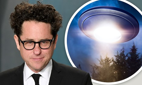 """""""Lost"""" Co-Creator J.J. Abrams Tackles the UFO Phenomenon in Upcoming Four Part Showtime Docuseries"""