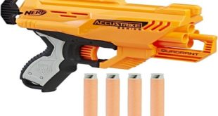 <strong>Nerf Guns – Little Safety Measures Can Prevent Kids from Injuries</strong>