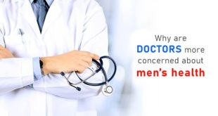Why are doctors more concerned about men's health?