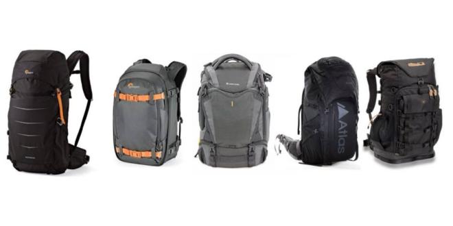 Hiking Camera Backpacks