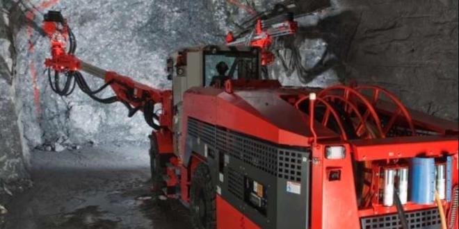 Underground Mining Equipments