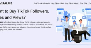 <strong>Best Sites To Buy TiKtok Followers, Likes and Views 2021 (Real and Active)</strong>