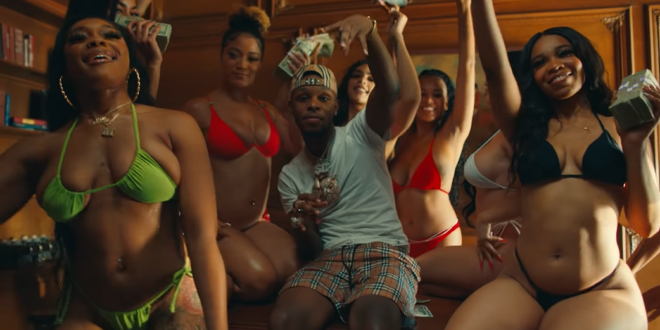 """Toosii Drops Luxurious Video For """"f**k marry kill"""""""
