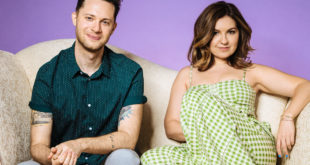 Interview: Emmy-nominated songwriting and music production team, Doug Rockwell and Tova Litvin