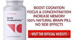 NooCube Brain Productivity Review – Best Nootropic Pills 2021