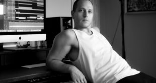 """Track Premiere:  """"Good Bad & Crazy"""" by electro-singer/songwriter Michael Lazar"""