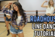 Jessica Lynn Releases official Line Dance Tutorial