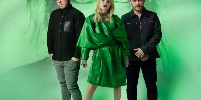 """CHVRCHES Share """"How Not To Drown (Robert Smith Remix)"""""""