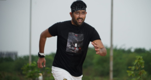 Actor Aaryputraa of Sushant Singh's Web Series Pays Tribute to the Legendary Milkha Singh