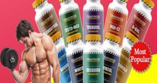 Crazy Bulk Reviews 2021 – Does CrazyBulk Supplements Work?