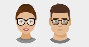 How to choose glasses that go with your face shape