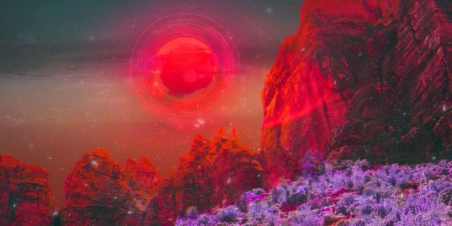 """LOVE BY NUMB3RS Share Video For New Single """"Red Sun."""""""