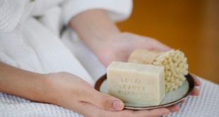 Here is how organic soaps help you save our environment