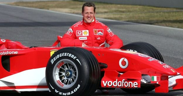 Netflix Races to the Finish Line with Upcoming Documentary on Formula One Racing Legend Michael Schumacher