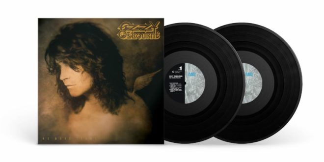 OZZY OSBOURNE'S 'No More Tears' To Be Celebrated With 30th Anniversary Digital And Vinyl Editions