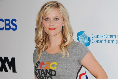 Oscar Winning Actress Reese Witherspoon Lends Her Talents to a Good Cause – Defeating Cancer