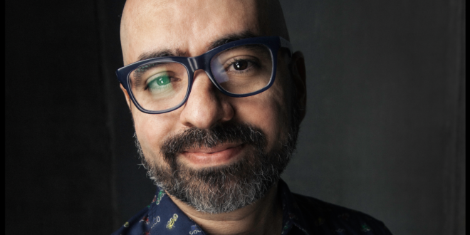 Interview with Explant Co-Composer Sandro Morales-Santoro