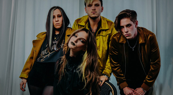 THE HAUNT Announce North American Tour As Support for THE HU
