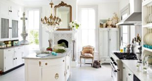 How To Create A Country Kitchen Antique Style