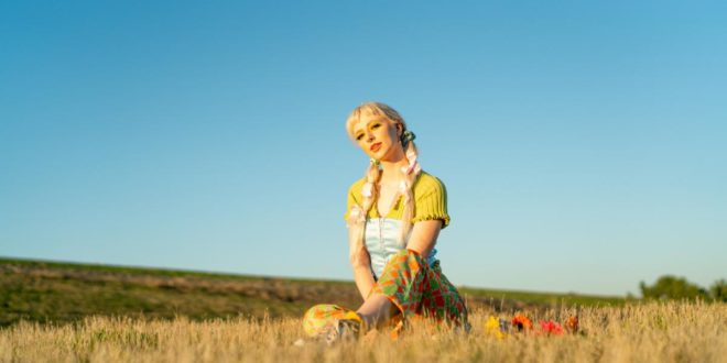 "mazie Shares Existential Pop Gem ""make believe,"" Debut EP ""the rainbow cassette,"" Out August 25 via Good Boy / Virgin"