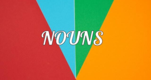 List of 100 Common Nouns to Spice Up Your English Writing