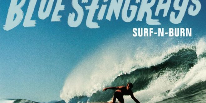 Breaking News: Surf Rock Legends Blue Stingrays Revealed To Be The Heartbreakers, Re-Issue Of 'Surf-N-Burn' Out September 24