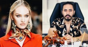 Basri Tokgöz: announced that they will make an offer to famous model Candice Swanepoel