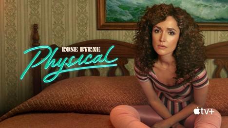 "Apple Renews Rose Byrne Series ""Physical"" for a Second Season"