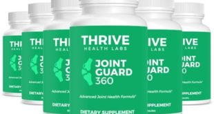 Joint Guard 360 Reviews – Thrive Health Labs Simple Pain Fix