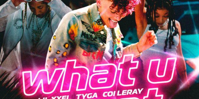 "XXEL Releases ""What U Want"" ft. Tyga & Coi Leray"