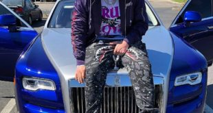 RAPPER GSTAR AND ABELLA DANGER TROUBLES IN TORONTO MANSION