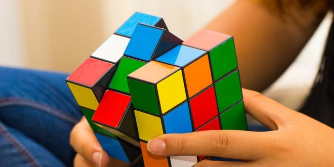 Rubik's Cube: the world's best-selling toy