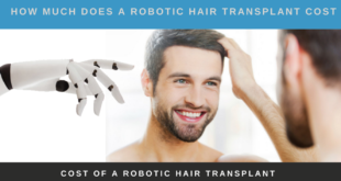 What is the cost of Robotic Hair Transplant