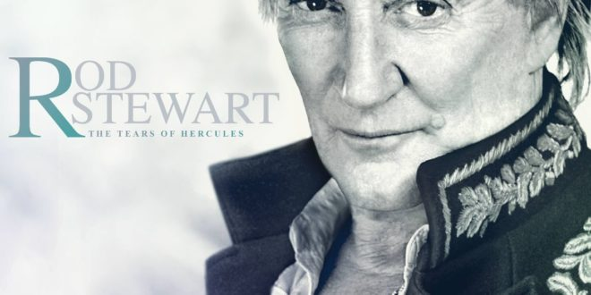 Sir Rod Stewart announces new album 'The Tears of Hercules' & reveals 'One More Time' video