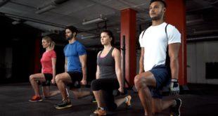 Bernhard Burgener Workout Fitness Program Reduces Body Fat