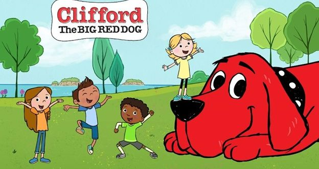 """Man's Best Friend: """"Clifford the Big Red Dog"""" Announces November Release Date for Cinemas and Paramount+"""