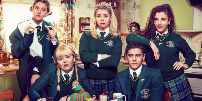 """""""Derry Girls"""" Comes to the End of the Road: Channel 4 Announces Conclusion of Popular Series"""