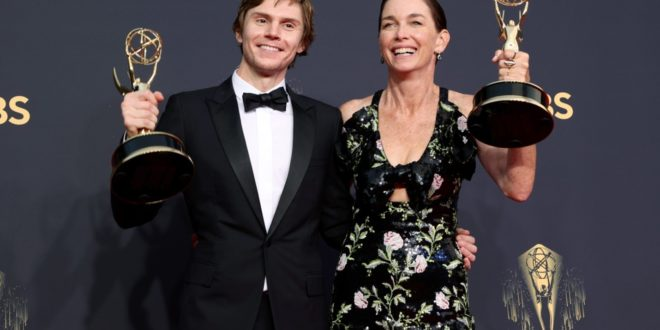 Emmy 2021 Winners Announced at Star-Studded Awards Ceremony