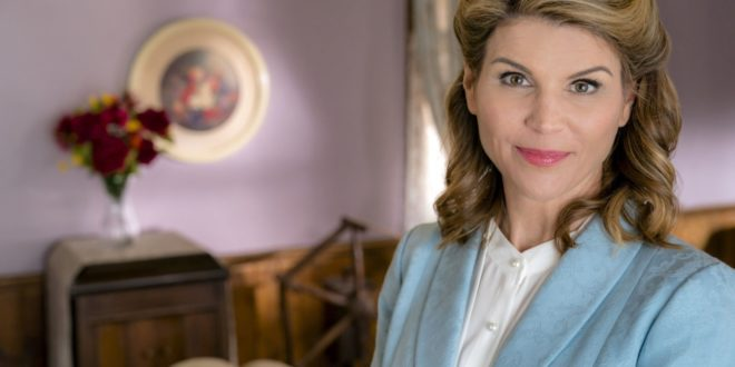 """The Way Back: Actress Lori Loughlin Battles Her Way Back to Television with Upcoming """"When Hope Calls"""""""