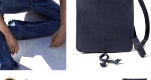 Bear Design Phone Bag
