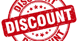 Why should you buy with discount deals?
