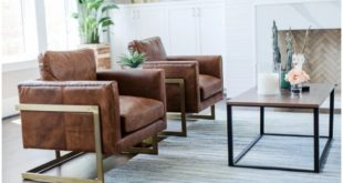 Enhance The Aesthetics Of Your Living Room By Investing In A Modern Leather Chair!