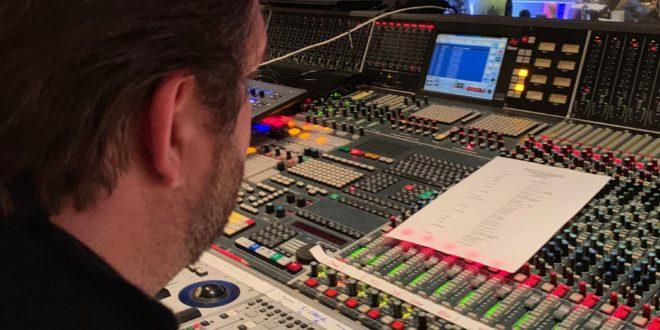Interview with 'Waterman' Composer Tim Jones