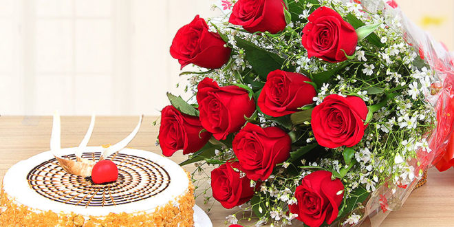 online cake and flower delivery in Mumbai