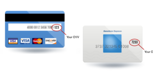 Reasons to secure credit card details