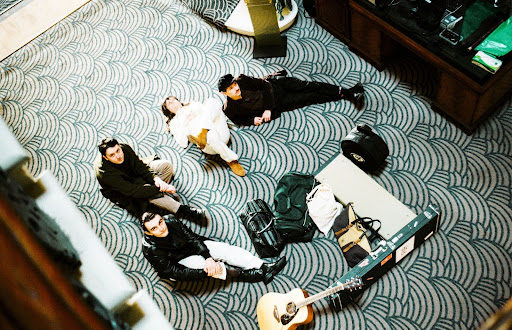 """FUR Release New Single + Video """"Anybody Else But Me"""" Off Forthcoming Debut Album 'When You Walk Away' Out 11/5 via 777 Music"""
