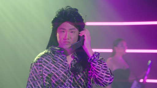 """Vincent Liou releases his vivid, sensational music video for his lonesome and desolate indie-pop single, """"Big Surf"""""""