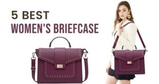 The Best Women's Leather Briefcase