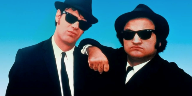 """Classic Film """"The Blues Brothers"""" Set for Docuseries with Full Cooperation from the John Belushi Estate and Dan Aykroyd"""